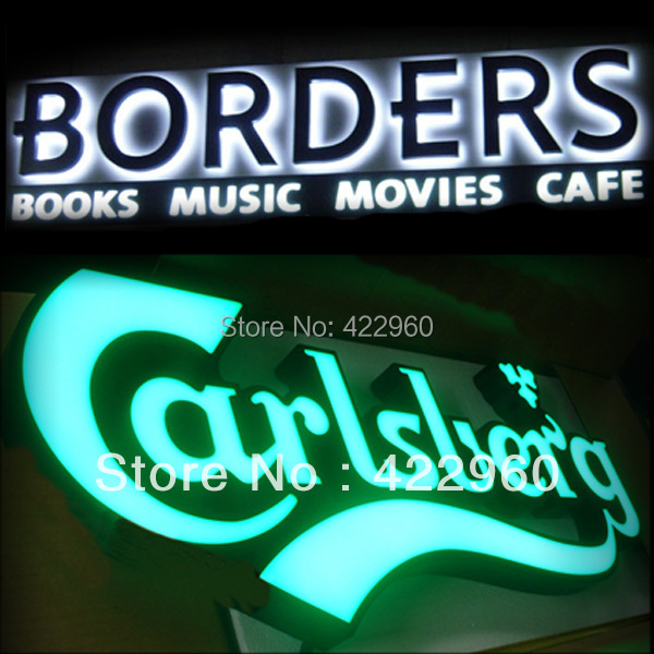 Factory Outlet  Custom Made Metal Signs