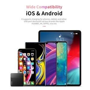 """Image 5 - רוק USB מטען האיחוד האירופי ארה""""ב תקע מטען מהיר עבור iPhone X 8 7 iPad 2/4 יציאות נייד אוניברסלי נסיעות מטען עבור סמסונג Huawei"""
