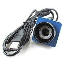 """Монтажный телескоп 30 Вт пикселей 1,2"""" USB цифровой объектив электронный окуляр камера астрономический телескоп аксессуары подключение"""