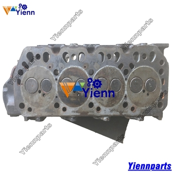 FOR Mitsubishi K4N cylinder head for Mitsubishi engine OBELCO SK045 excavator direct injection