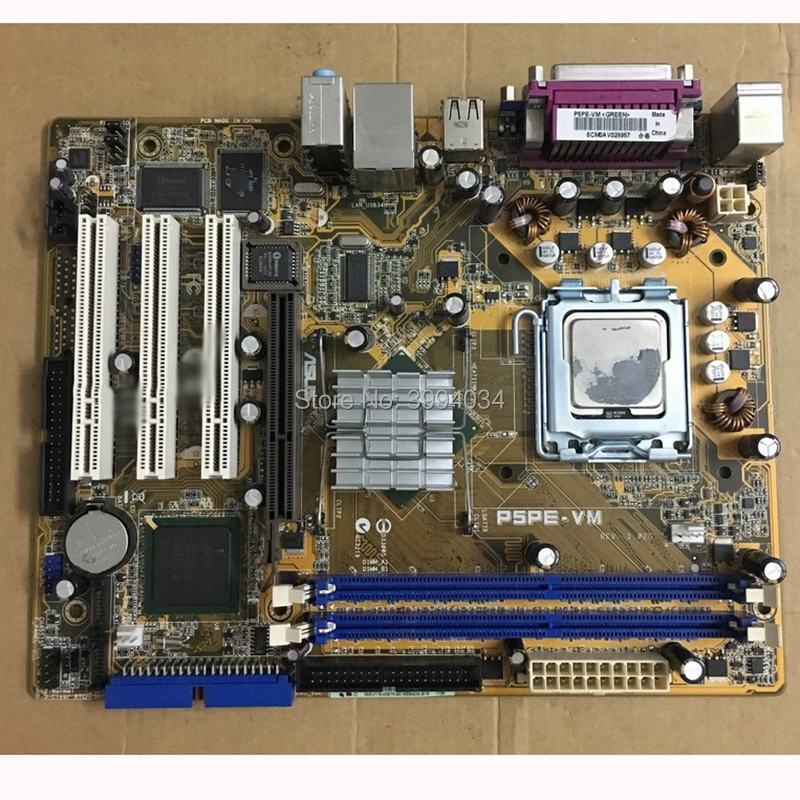 P5PE VM MOTHERBOARD DRIVER