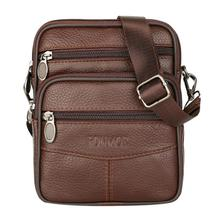 Hot Selling Solid Color Shoulder Bags Men Fanny Belt Packs Casual Small Male Man Crossbody Bags for Men Natural Leather Handbag belts men 140cm 150cm 160cm 2017new fashion business casual male belt strong men best popular selling goods cool choice hot sale