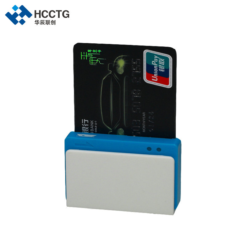 Lecteur de carte Mobile magnétique EMV Bluetooth NFC IC MPR110 - 6
