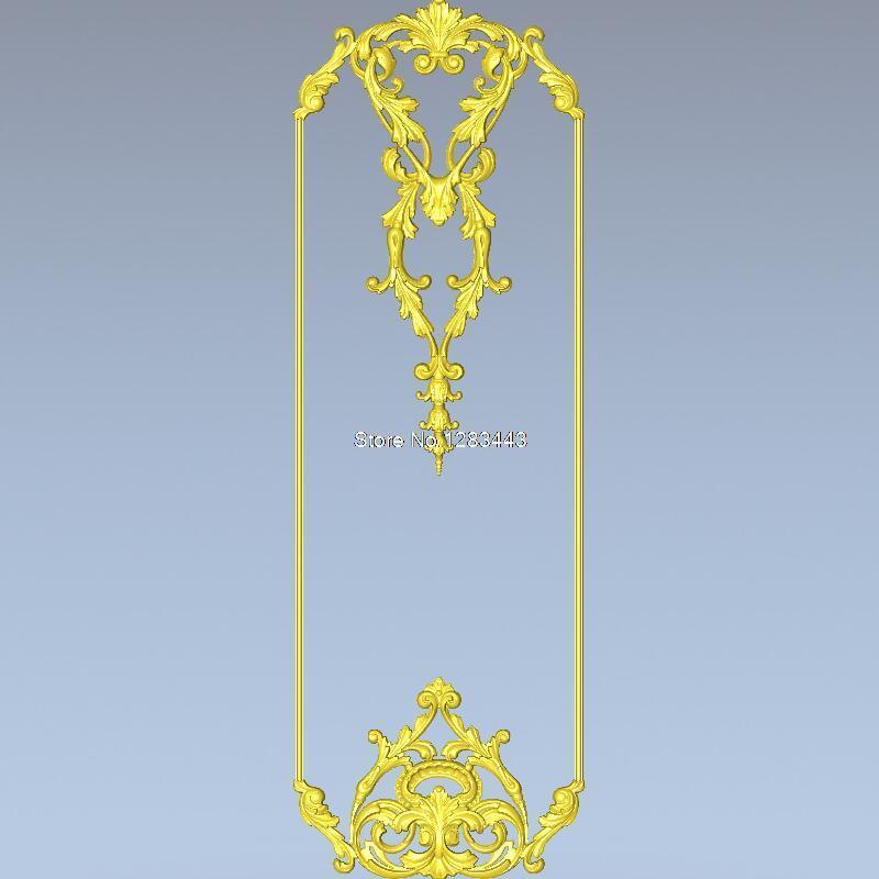 High Quality New 3D Model For Cnc 3D Carved Figure Sculpture Machine In STL File 3D Furniture Decoration Decor_59