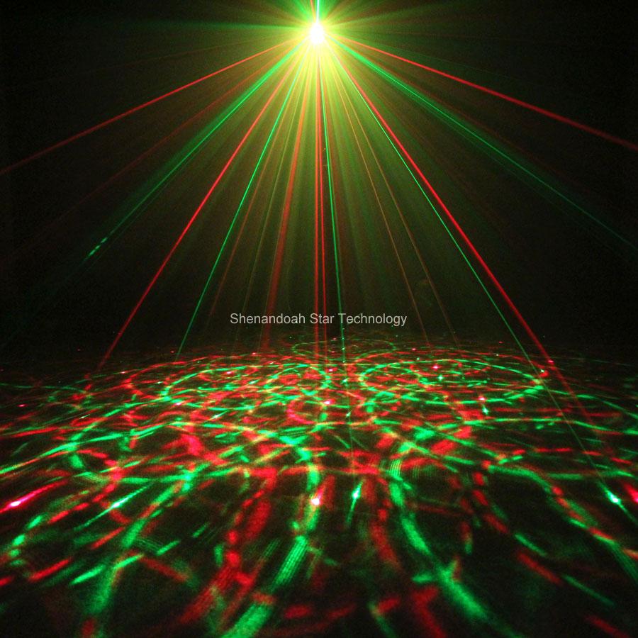 Adapter samochodowy wtyczka RG laser trąba powietrzna 4 wzory Pole - Oświetlenie komercyjne - Zdjęcie 5