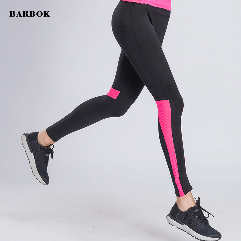 BARBOK Yoga Pants Women Push Up Sport Leggings Jogger Running Leggins Sport Fitness Tights Pant Trousers