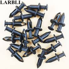 LARBLL 20Pcs/Pack Nylon Fender Clips Body Rivets Trim Fit For Honda Polaris  RZR ATV Parts 90653 HC4 900 7661855 90653HC4900