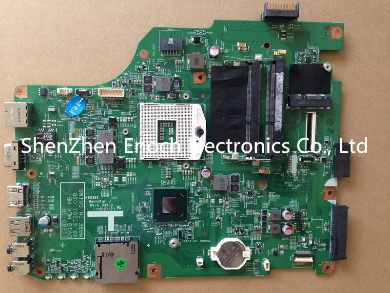 For Dell Inspiron 3520 Motherboard 11280-SB DV15 MLK MB Tested 100% 60 days warranty