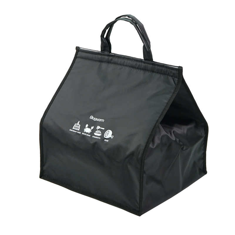 big capacity high quality cake pizza insulated carrier cooler bag ice pack thermal  food drinks fruits a6fc75ed7c75