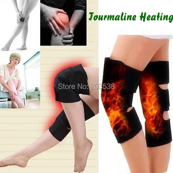 Tourmaline Kneepad Spontaneous Knee Protection Massager Magnetic Therapy Heating Belt Massageador kneepad 089 ky 089ky 089ky