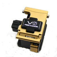 FTTH Fusion Splicer Tool Fiber Optic Cleaver Komshine INNO V7 for Optical Fiber Cable Cut with 48,000 Cleaves