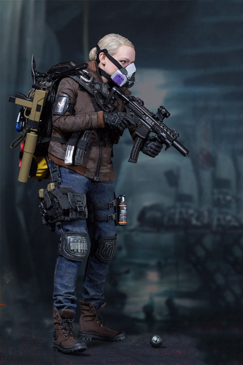 1/6 THE DARKZONE AGENT TRACY 12 Collection Action Figure for Fans Gifts Collections damtoys 1 6 gangsters kingdom side story neil gks004 for 12 action figure collection toys gifts in stock