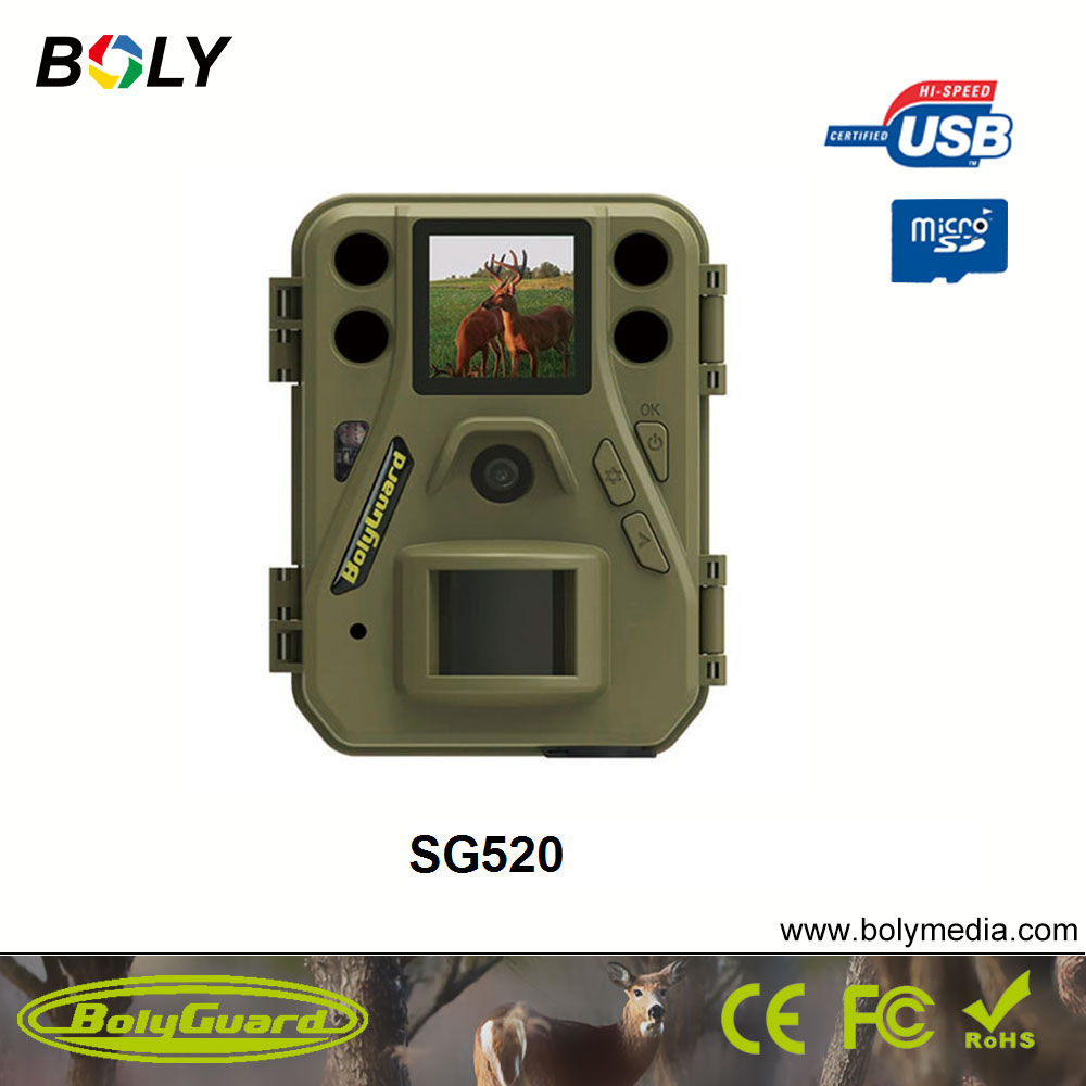 12MP Hunting Camera Trail Scouting Wildlife Camera wiht 940nm Black IR for Night Vision LED Infrared ltl acorn 5210a scouting hunting camera photo traps ir wildlife trail surveillance 940nm low glow 12mp