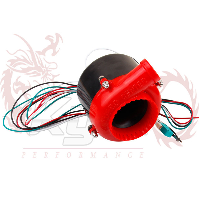 Universal Electronic Turbo Blow Off Valve Sound Car Fake