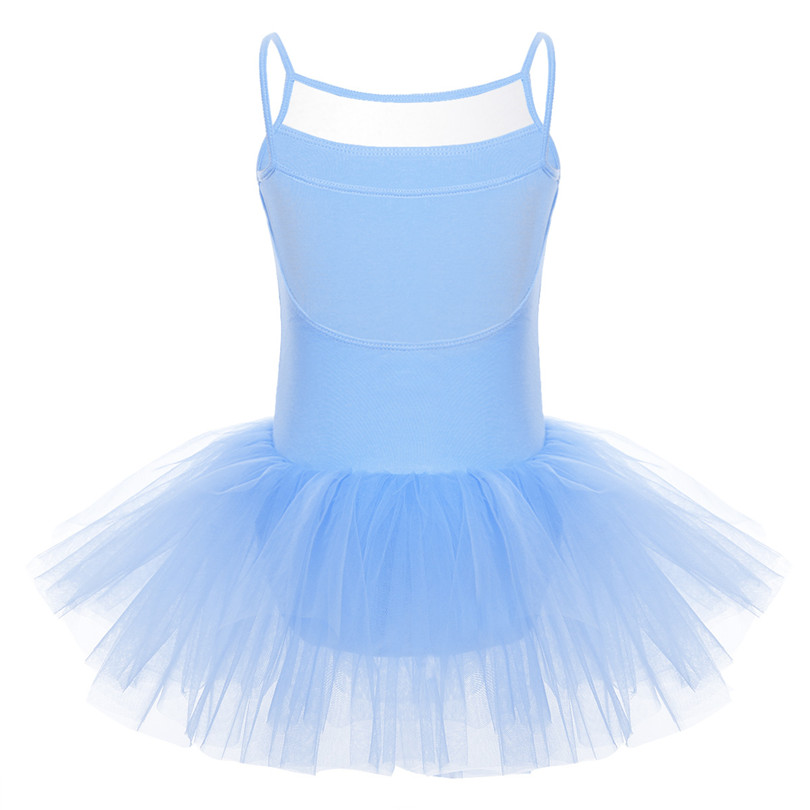 3d3a2dc5c IIXPIN niños niñas cuerpo de ballet leotardo bailarina fiesta sin mangas de  malla de agujero de