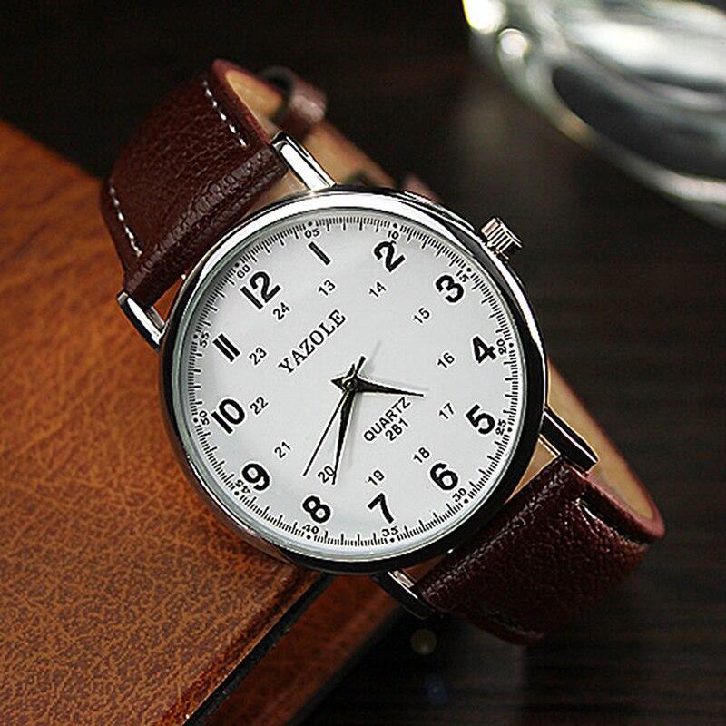 Yazole Men Watch Men's Watch Sport Zegarek Meski Wristwatch Men's Watches Top Brand Luxury Male Clock relogio masculino 2019 New