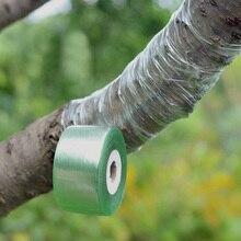 Самоклеящаяся растягивающаяся лента для прививки фруктовых деревьев, Садовая, Цветочная, Овощная прививочная лента, 2 см х 100 м/1 рулон