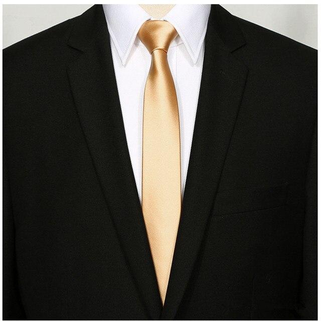 2018 men women new 5cm slim silk tie skinny neck ties gold wedding 2018 men women new 5cm slim silk tie skinny neck ties gold wedding necktie gravata cravate ccuart Image collections