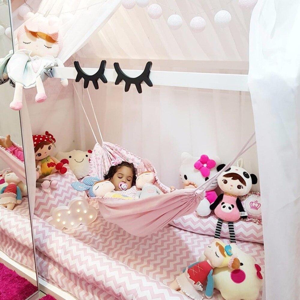 Baby Hammock Home Outdoor Detachable Portable Comfortable Bed Kit Infant Hammock Сникеры