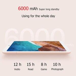 """Image 3 - 원래 xiao mi mi pad 4 pc 태블릿 8.0 """"1920x1200 fhd 태블릿 mi ui 10 금어초 660 옥타 코어 듀얼 와이파이 13mp + 5mp 카메라 6000 mah"""