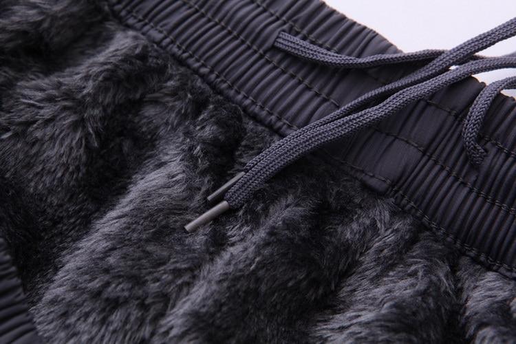 HTB1WPiqXozrK1RjSspmq6AOdFXaT Grandwish Men Winter Sweatpants Warm Fleece Thick Pants Mens Loose Elastic Waist Pants Casual Pants Trousers With Pockets,DA897