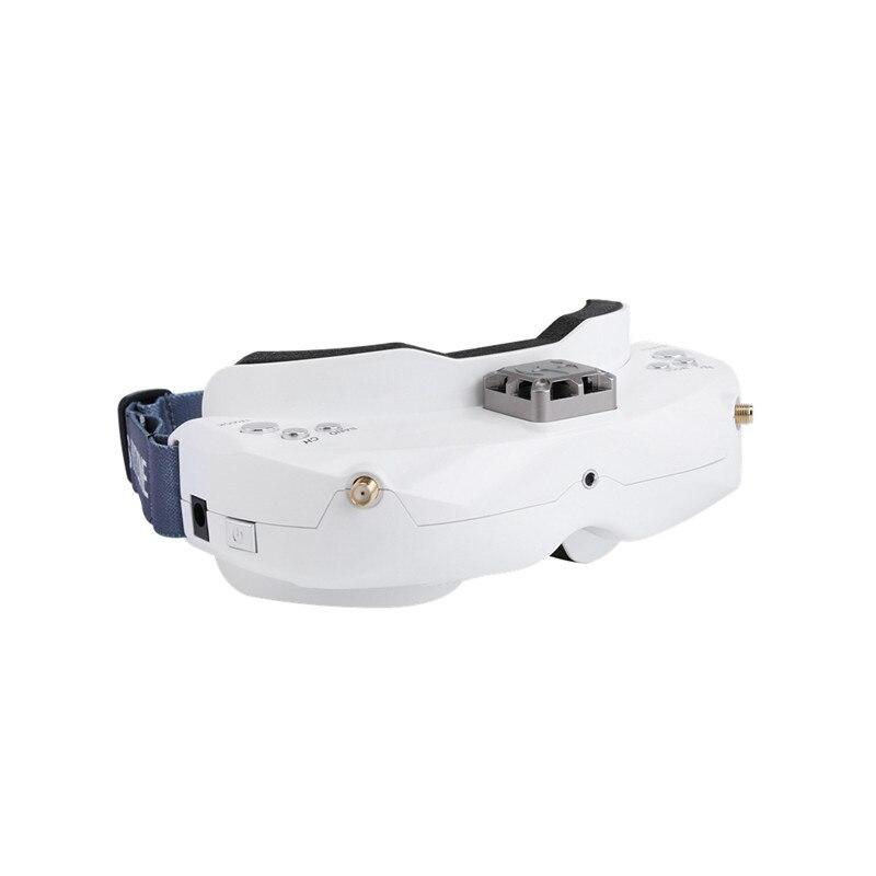 SKYZONE SKY02X 5.8Ghz 48CH diversité FPV lunettes de soutien 2D/3D HDMI tête de suivi et ventilateur DVR caméra avant pour Drone de course RC - 4
