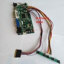 Kit For LP101WH1-TLA1 DVI Audio VGA HDMI Panel Screen Controller board DIY 2019 Driver LVDS 40pin 1366X768 LCD LED 10.1″
