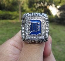 Alta calidad 2006 los tigres de Detroit liga americana de béisbol campeonato anillo sólido anillo de bodas envío gratis