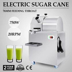 China Desktop Electric Sugar Cane Juicer machine for hot sale