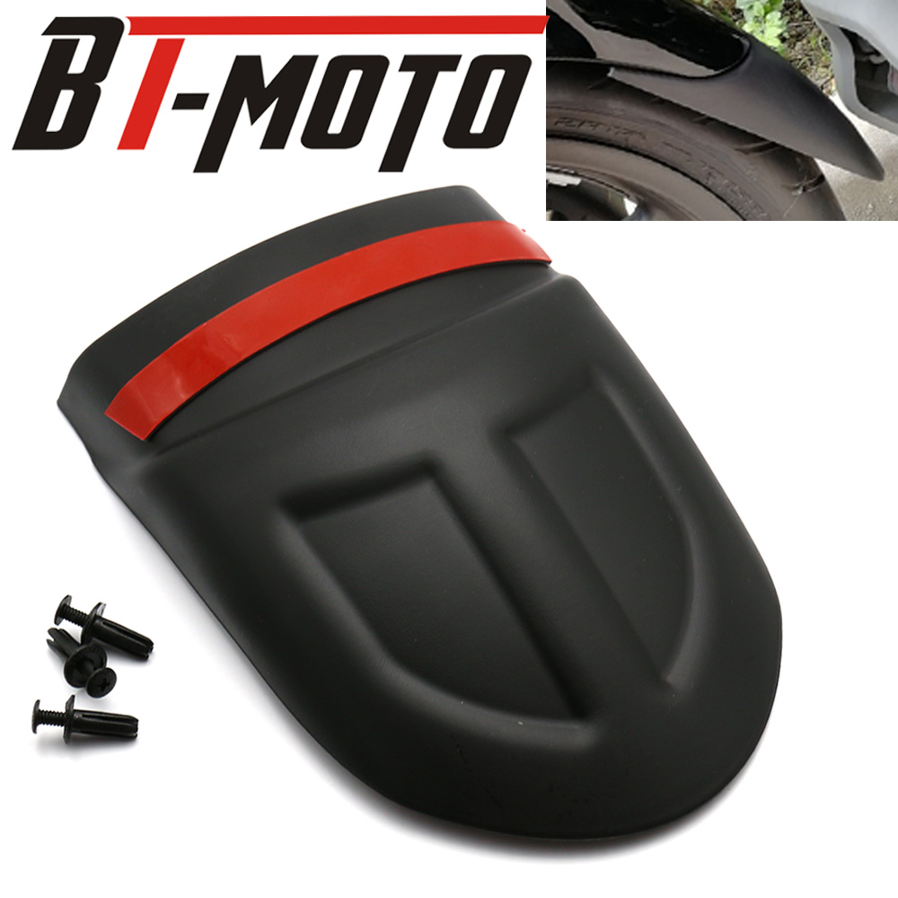 Motorcycle Front Mudguard Fender Rear Extender Extension For Honda NC700X NC700S NC750X NC750S 2012 2013 2014 2015 NC700 NC750|  - title=