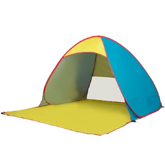 Outdoor summer tent gazebo beach tent sun shelter UV protect fully automatic quick open pop up  sc 1 st  AliExpress.com & Outdoor summer tent gazebo beach tent sun shelter UV protect fully ...