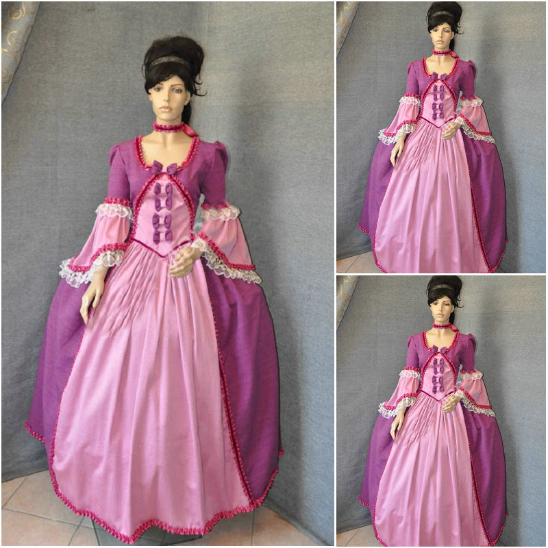 ⓪On sale SC-643 Victorian Gothic/Civil War Southern Belle Ball Gown ...