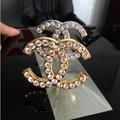 Moda criativa 32mm diamante de vidro k9 de cristal de luxo 24 K ouro vinho gaveta do armário móveis cômoda maçaneta da porta puxar knob