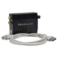 New Arrival ZHILAI H8 Computer USB External Sound Card DAC Decoder Mini Portable Amp Desktop Audio HiFi Home Amplifier