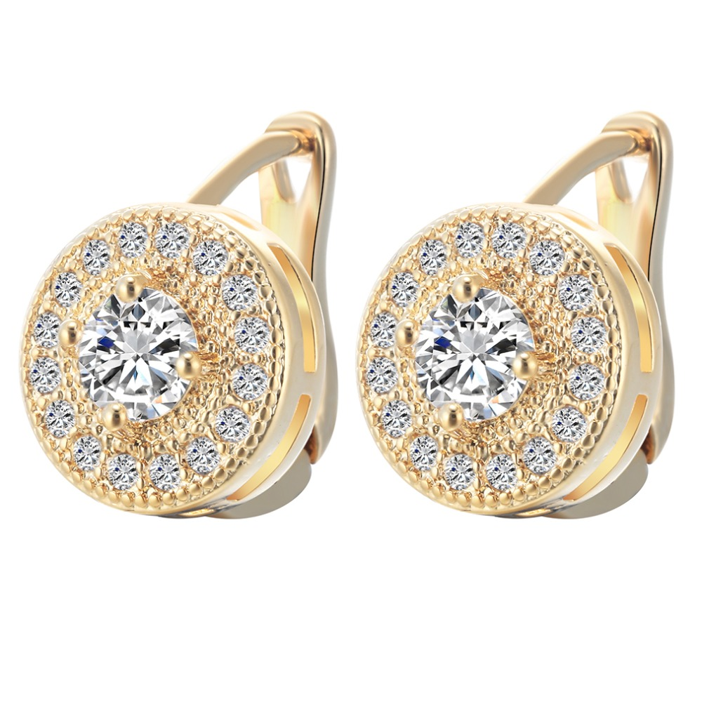 Online Whole Indian Gold Hoop Earrings From China