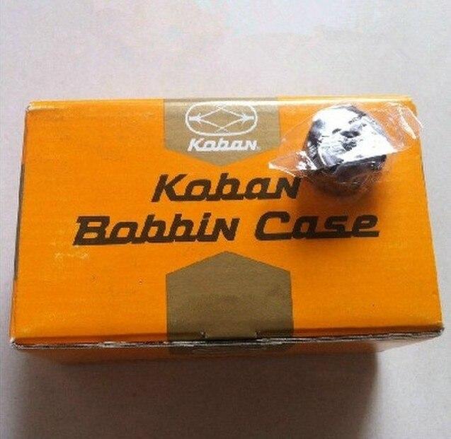 Boîtier de canette KABAN 100% original pour machines à broder Tajima, Barudan, SWF et chinois