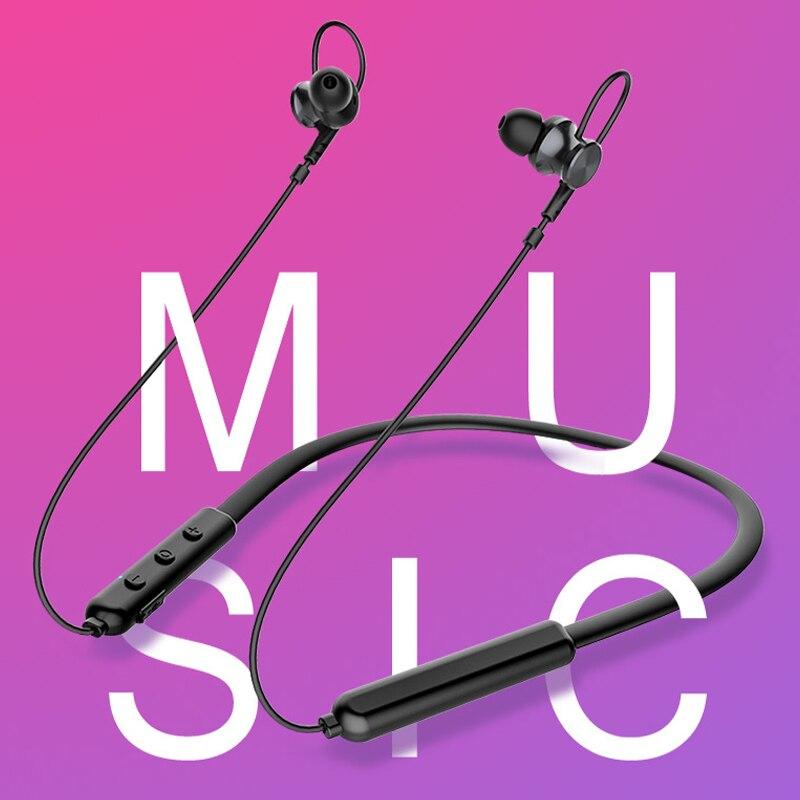 Bluetooth 5,0 Kopfhörer Drahtlose Ohrhörer Sport Earbuds Magnetische in-ohr Kopfhörer w/Mic 10 Stunden Wiedergabe Neckband Stereo Headset