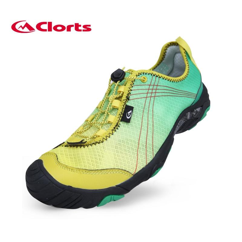 2017 Clorts Для мужчин Для женщин Upstream обувь Лидер продаж дышащий болотная Уличная обувь быстросохнущие спортивные водонепроницаемая обувь 3H020