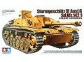 Tamiya #35197 Military Model 1/35 SturmgeschutIII Ausf.G Scale Hobby Model Kit
