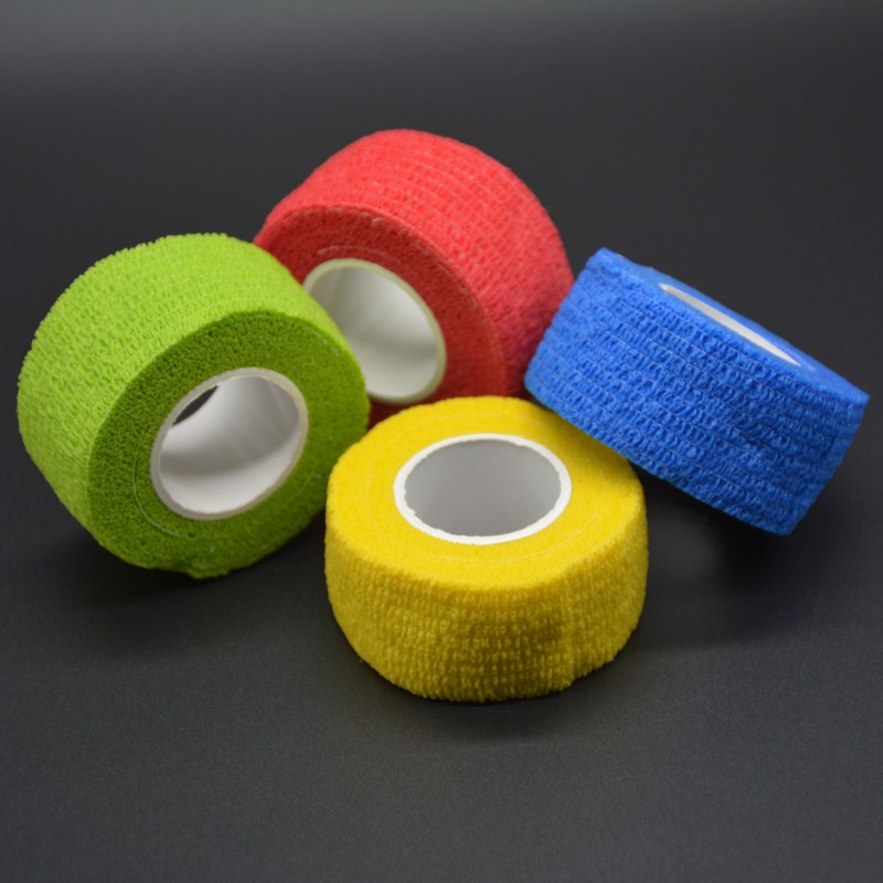 MAOHANG 4pcs/lot Nail Tools Wrap Finger Bandage Nail Art File Makeup Nail Technician Wrap Finger Bandage Protect