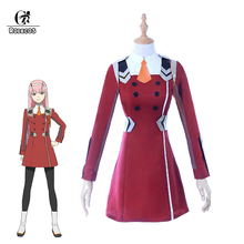ROLECOS DARLING 02 Zero Two Cosplay Costume DARLING in the F