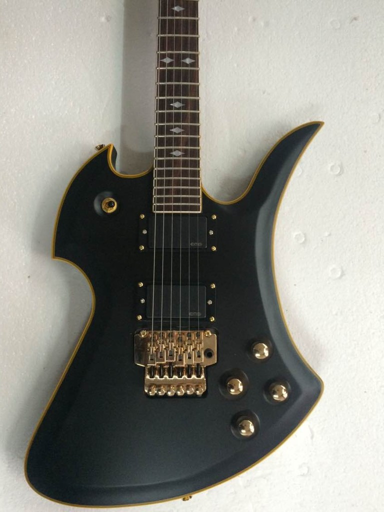 hight resolution of 2019 new factory b c rich mockingbird electric guitar all gold hardware strange shape mockingbird guitar free shipping in guitar from sports