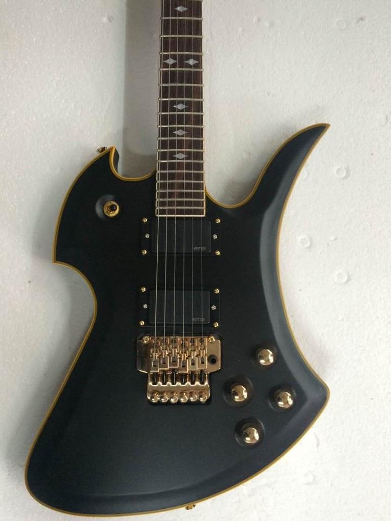 2019 new factory b c rich mockingbird electric guitar all gold hardware strange shape mockingbird guitar free shipping in guitar from sports  [ 768 x 1024 Pixel ]