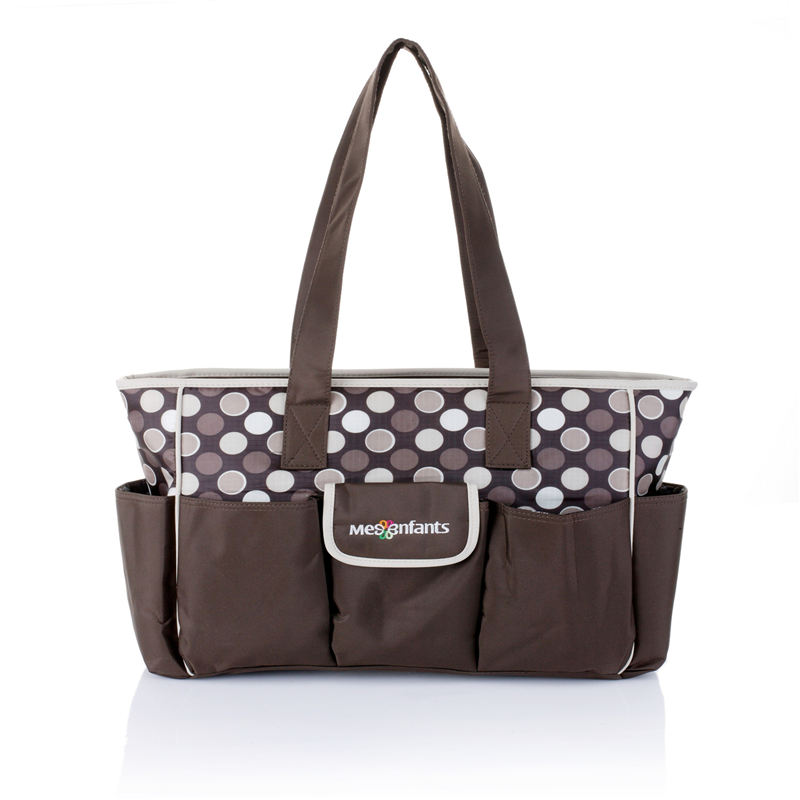 2018 Mummy Diaper Bag Classic Pregnant Women Microfiber Brown Black Fashion Baby New Arrival For Kids Childern Care