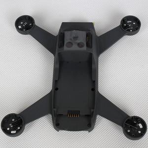 Image 5 - Reparatur Drone Rahmen Metall Spielzeug Hobby Gescheut DIY Refit Körper Abdeckung Gehäuse Einfach Installieren Ersatzteile Mittleren Shell Für DJI funken