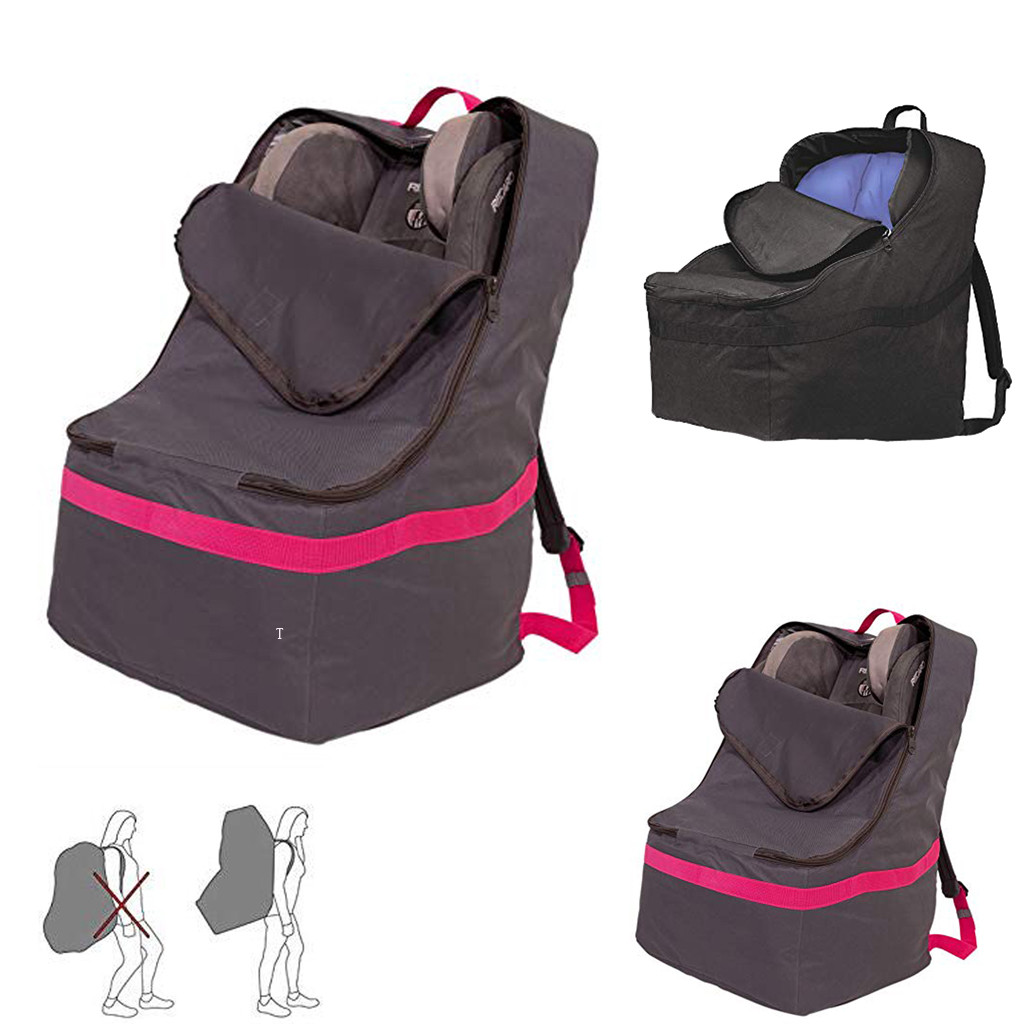 Baby Kids Infat Boy Girl Ultimate Backpack Padded Car Seat ...