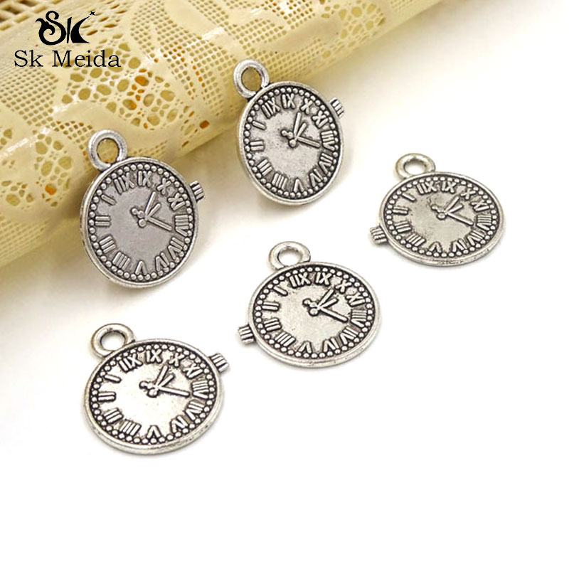 19165mm watch charm pendants vintage living memory charms parts 19165mm watch charm pendants vintage living memory charms parts for jewelry making pendant for necklace diy 25pcs agp 9 aloadofball Image collections