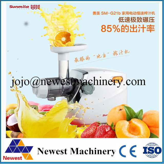 US $175 0 |FREE SHIPPING BEST Electric Wheatgrass juicer fruit vegetable  citrus juice extrator slow juicer machine,juicing maker HOT SALE-in Juicers