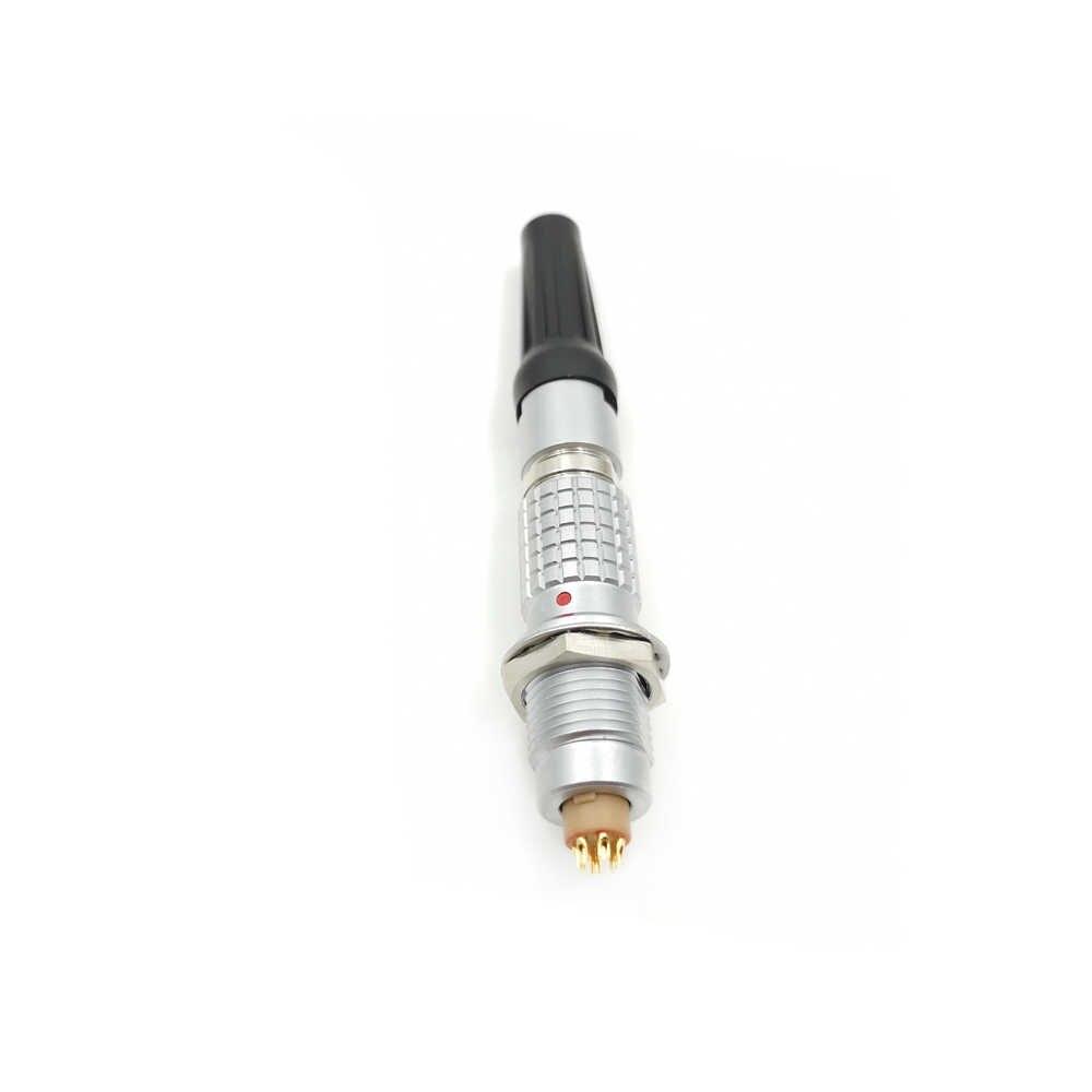 LEMO FGG яйцо 1B 2 3 4 5 6 7 8 10 14 16 контактный кабель с разъемом «папа» и розеточная часть соединителя