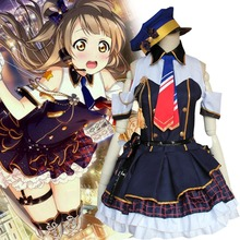 Love Live! Lovelive Love Live! School Idol Project Kotori Minami Cosplay Costume Police Uniform Career Awakening Ver.(China)